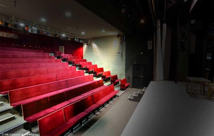 salle spectacle montparnasse