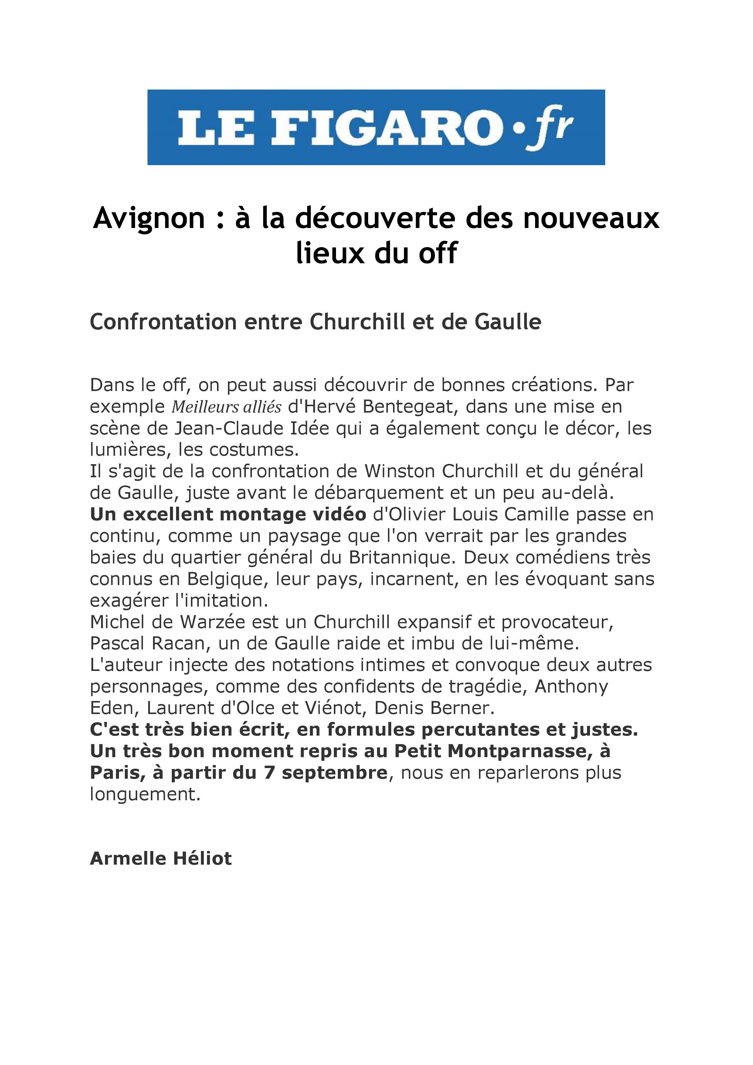 Le Figaro fr