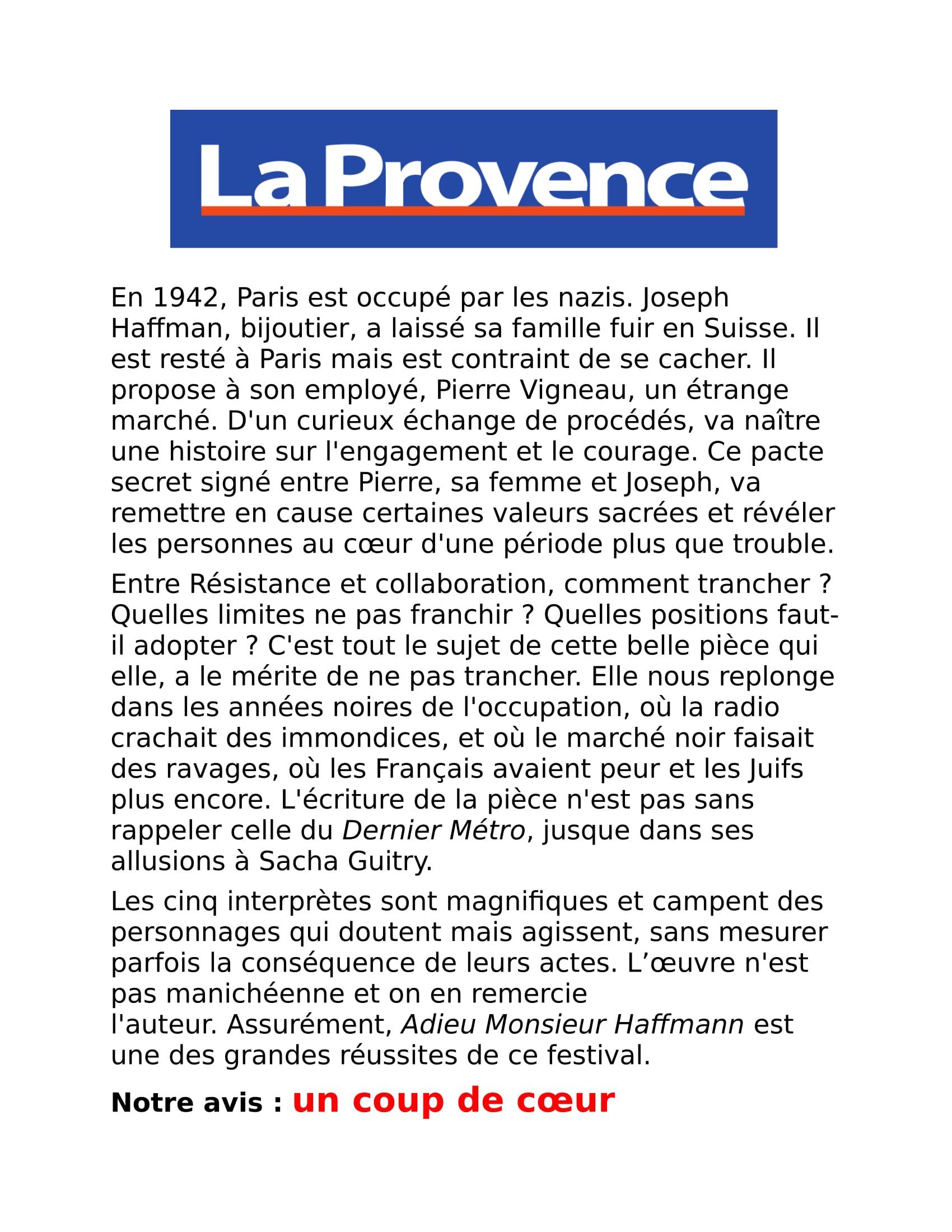 Avignon2016-LaProvence-AdieuHaffmann-1