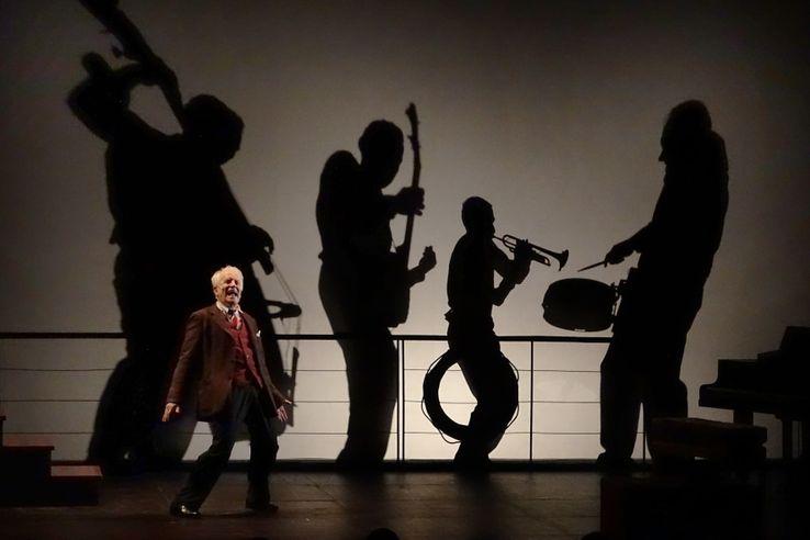 La Grande Table - France Culture - Théâtre Montparnasse