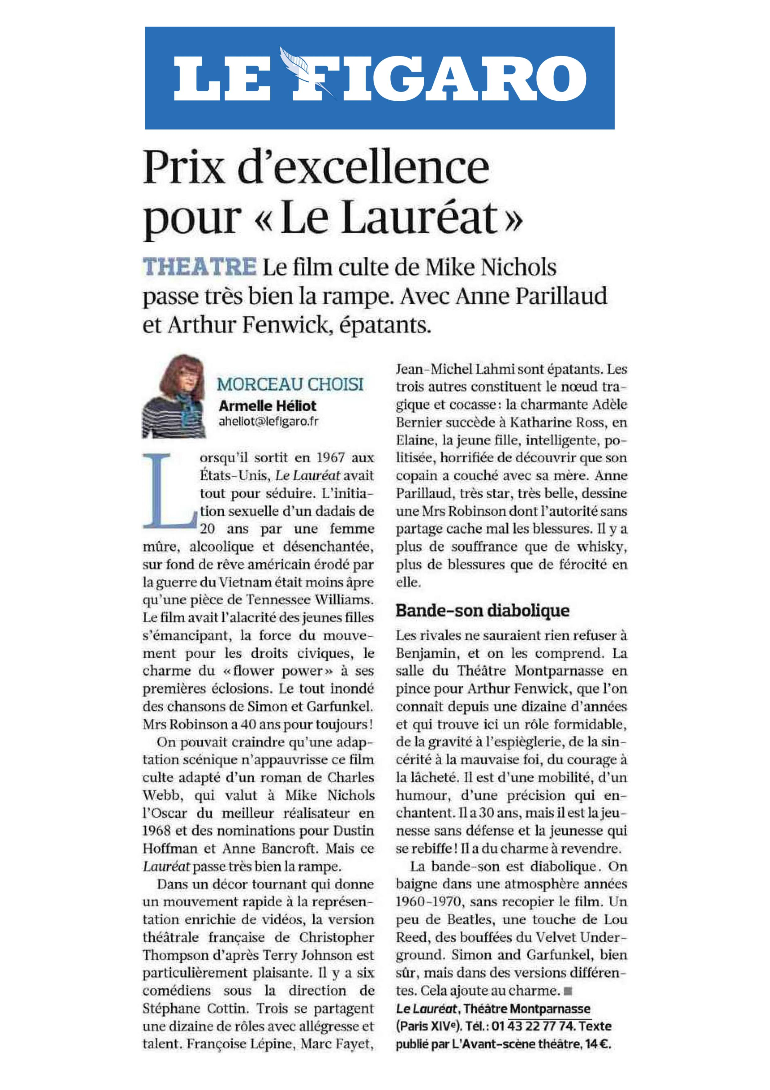 Le Figaro A Heliot