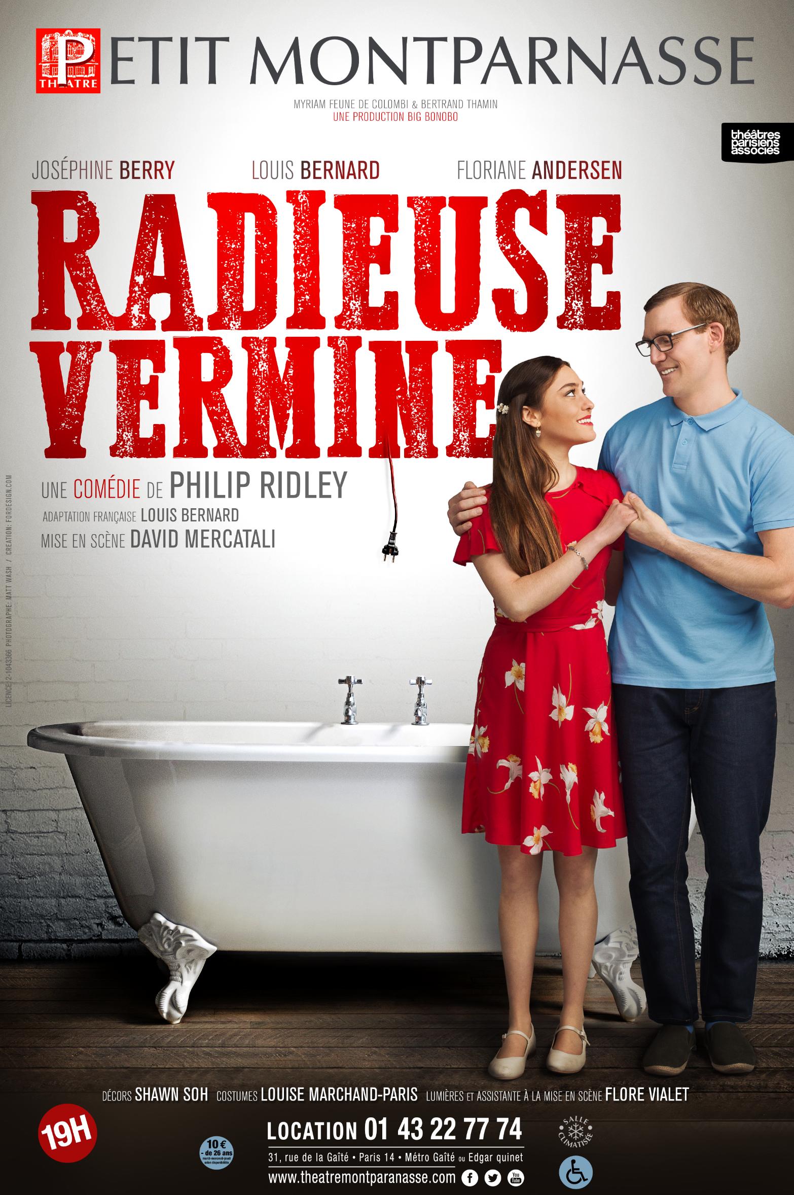Affiche Radieuse_Vermine