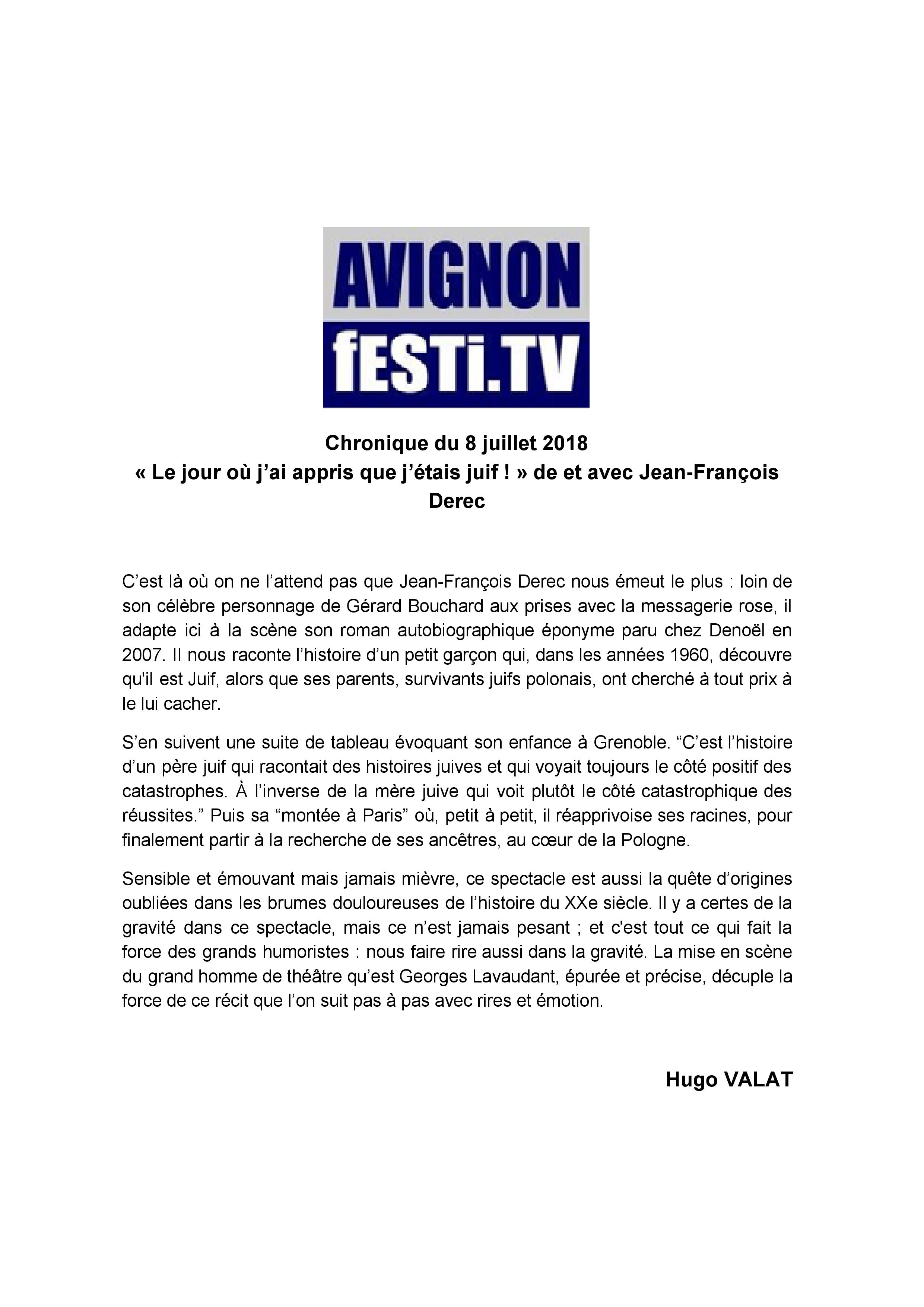 Avignon Festi TV