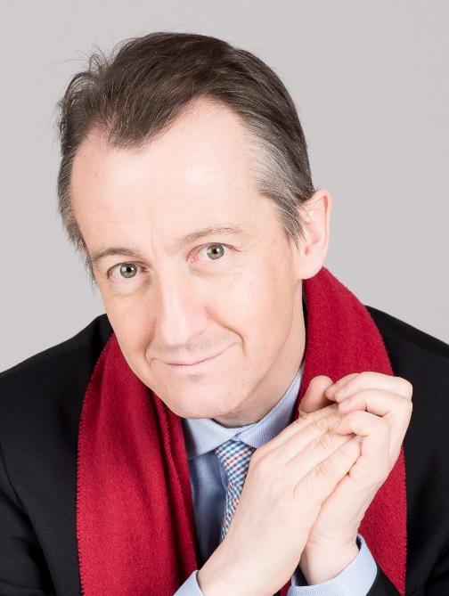 Christophe Barbier portrait