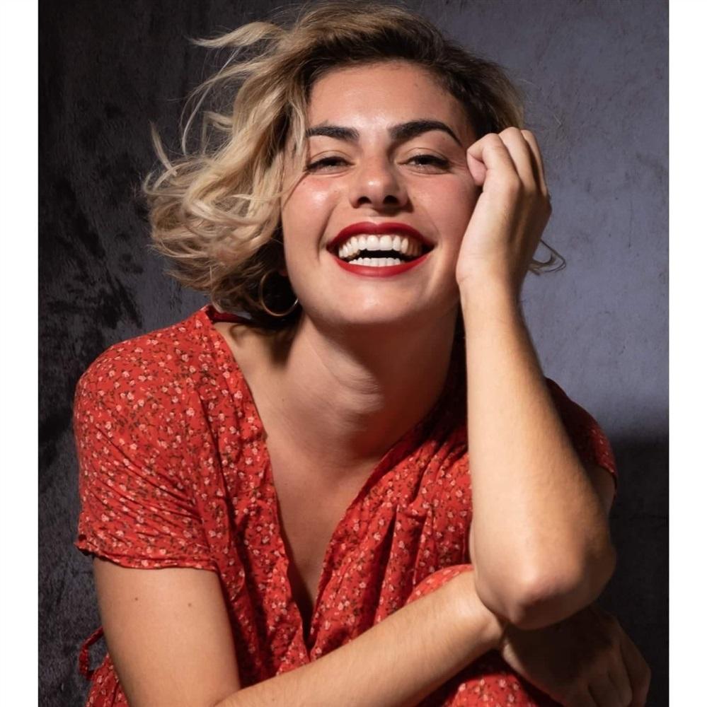 Portrait Eva Rami