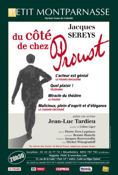 Du côté de chez Proust