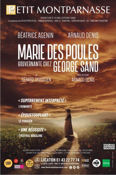 Marie des poules – Gouvernante chez George Sand