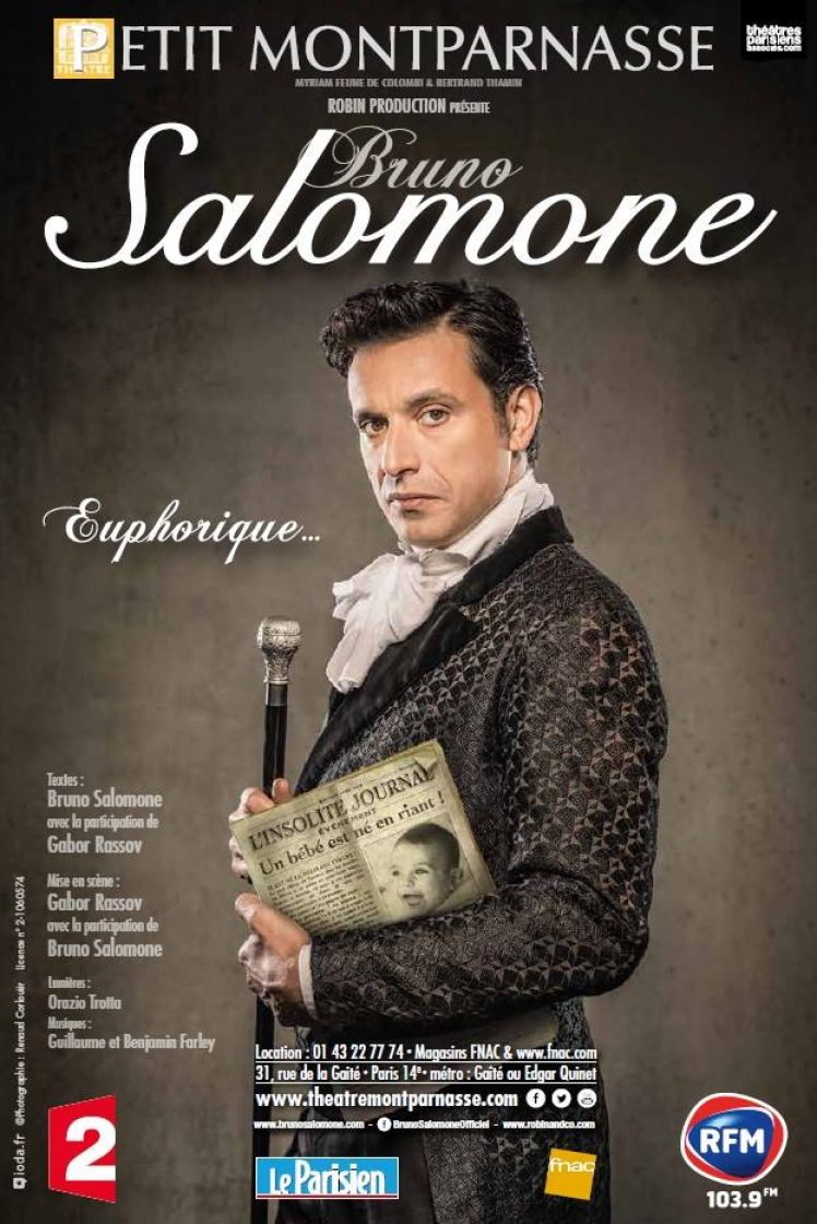 Euphorique – Bruno Salomone