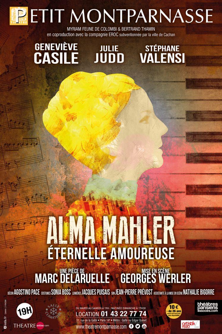 Alma Mahler- éternelle amoureuse