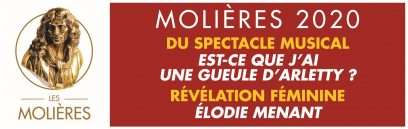Bandeau Molières Arletty