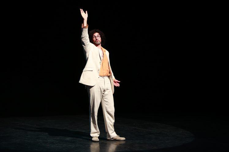 Franck Jouglas dans ZIGZAG (Casting G+®rald) mise en sc+¿ne Xavier Lemaire _ JB 557