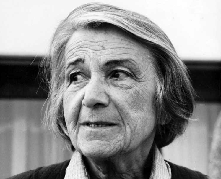 Nathalie Sarraute, 1977