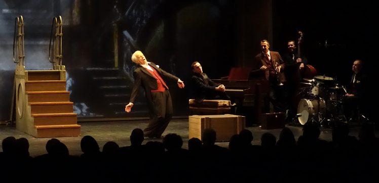 De : Alessandro Baricco   Mise en scène : André Dussollier, Pierre-François Limbosch