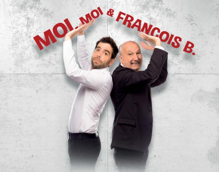 Moi, moi et François b
