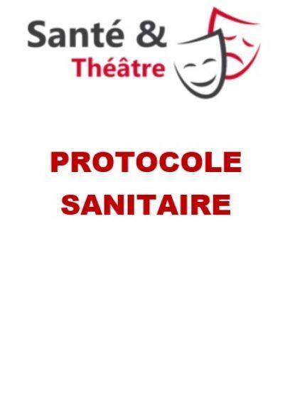 Protocole sanitaire – visuel