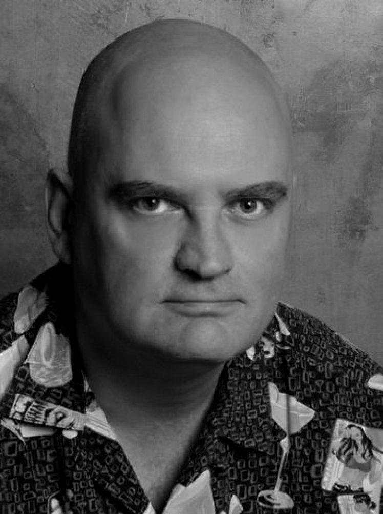 Terry Johnson headshot