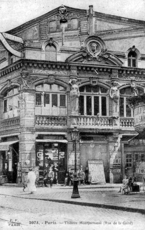 Théâtre vintage