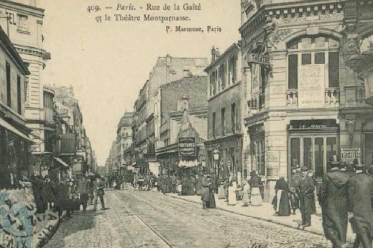 Théâtre Montparnasse
